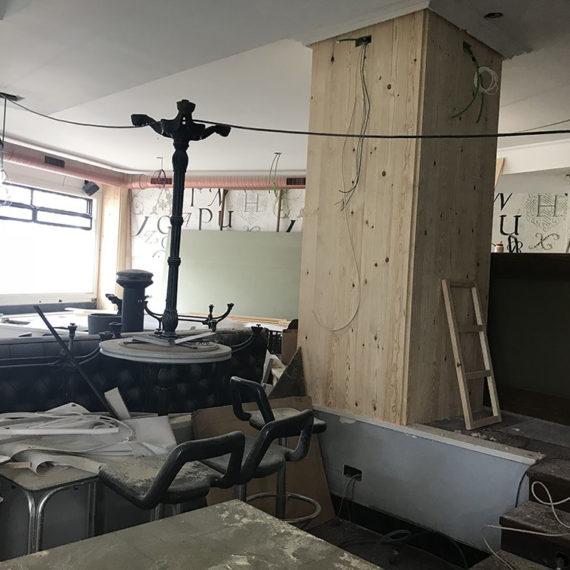 LOCAL HOSTELERIA EN CAMBRE ABELEIRA