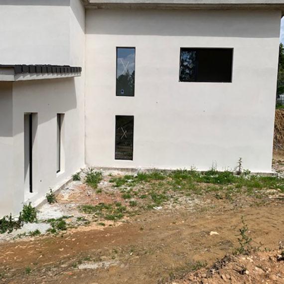 CONSTRUCCIÓN VIVIENDA UNIFAMILIAR EN ABEGONDO
